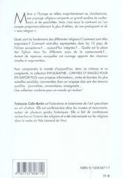 Courants Religieux (Les) - 4ème de couverture - Format classique