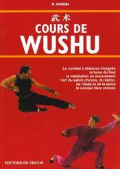 Cours De Wushu - Intérieur - Format classique