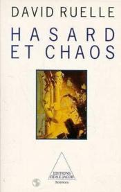 Hasard et chaos - Couverture - Format classique