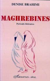 Maghrébines ; portraits littéraires - Couverture - Format classique