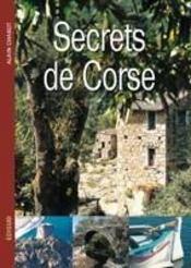 Secrets de Corse - Intérieur - Format classique