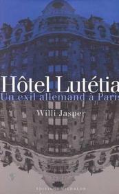 Hôtel Lutétia - Couverture - Format classique