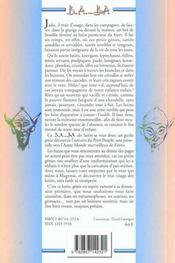 Lutins - 4ème de couverture - Format classique