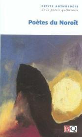 Poetes du noroit - Couverture - Format classique
