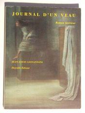 Journal D'Un Veau - Intérieur - Format classique