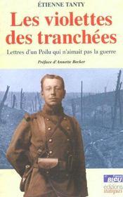 Violettes Des Tranchees (Les) - Intérieur - Format classique