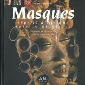 Masques, Esprits D'Afrique - Intérieur - Format classique