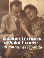 Antoine et Consuelo de Saint-Exupéry - Intérieur - Format classique