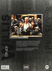 Bruce willis une star incassable - 4ème de couverture - Format classique