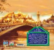 Les aventures de Moustique t.3 ; Moustique à Paris - 4ème de couverture - Format classique