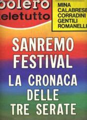 Bolero Film Teletutto - N°1085 - Couverture - Format classique