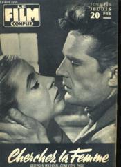 Film Complet N° 550 - Chercher La Femme - Couverture - Format classique