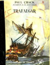 Marins A La Bataille - Trafalgar - Couverture - Format classique