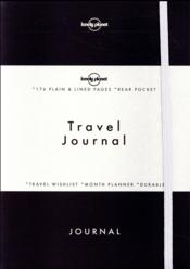Vente livre :  Lonely planet traveller's journal (édition 2017)  - Collectif