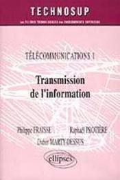 Telecommunication 1 Transmission De L'Information - Intérieur - Format classique