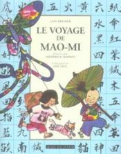 Le voyage de Mao-Mi - Couverture - Format classique