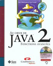 Vente livre :  Sunsoft Press Java T.2  - Cornell Horstmann