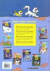 Billy The Cat T.8 ; La Vie De Chaton - 4ème de couverture - Format classique