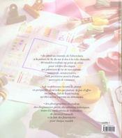 Points De Croix ; 40 Modeles Pour Enfants - 4ème de couverture - Format classique