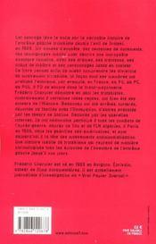 Histoire de l'extrême gauche trotskiste, de 1929 à nos jours - 4ème de couverture - Format classique