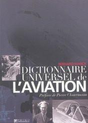 Dictionnaire Universel De L Aviation - Intérieur - Format classique