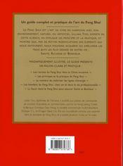 Le guide illustre du feng shui - 4ème de couverture - Format classique