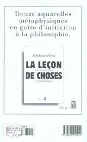 Revue Esprit N.321 ; Les Nouvelles Figures Du Soin - 4ème de couverture - Format classique