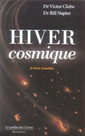 Hiver cosmique, le livre scandale - Intérieur - Format classique