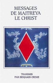 Messages de maitreya, le christ - Intérieur - Format classique