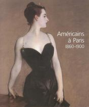 Américains à Paris, 1860-1900 - Intérieur - Format classique