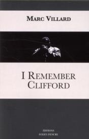 Vente  I remember Clifford  - Marc Villard