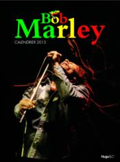 Calendrier mural Bob Marley 2013 - Couverture - Format classique