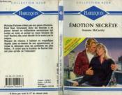 Emotion Secrete - A Casual Affair - Couverture - Format classique