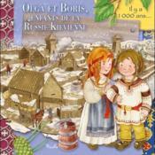 Olga et Boris, enfants de la Russie Kiévienne - Couverture - Format classique