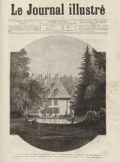Journal Illustre (Le) N°35 du 29/08/1880 - Couverture - Format classique