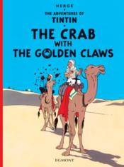 THE CRAB WITH THE GOLDEN CLAWS  - Hergé