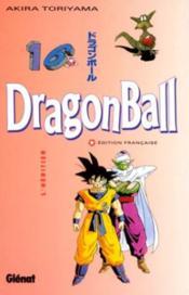 Dragon ball t.16 ; l'héritier - Couverture - Format classique