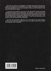 Grand Livre Du Yorkshire - 4ème de couverture - Format classique