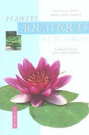 Plantes Aquatiques Et De Berges - Intérieur - Format classique