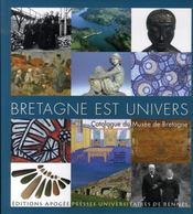 Bretagne est univers - Intérieur - Format classique