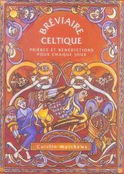 Breviaire Celtique - Intérieur - Format classique
