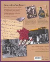 Coffret Notre Ecole : 1880-1968 - 4ème de couverture - Format classique