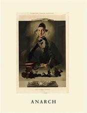 Joseph Mills Anarch /Anglais - Couverture - Format classique