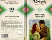 Romance Ecossaise - Bridge By Contract - Couverture - Format classique