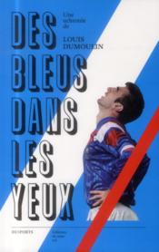 Desports ; Des Bleus Dans Les Yeux - Couverture - Format classique