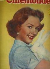 CINEMONDE - 21e ANNEE - N° 974 - PIPER LAURIE veut détrôner Susan Hayward - Couverture - Format classique