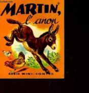 Martin, L'Anon - Couverture - Format classique