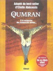 Qumran t.2 ; le rouleau de la femme - Intérieur - Format classique
