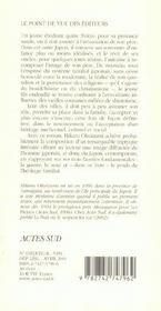 Le Poisson-Chat Aux Trois Yeux - 4ème de couverture - Format classique