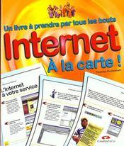 Internet A La Carte - Intérieur - Format classique